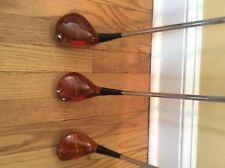 Vintage Golf Clubs -  MacGregor DX -W2 1-3-5