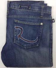 Women's Rock & Republic Denim Rhinestone Jeans Size 32