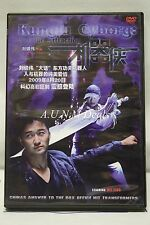 kung fu cyborg metallic attraction ntsc import dvd English subtitle