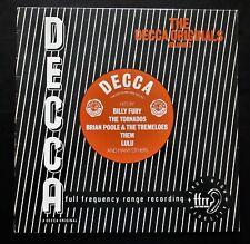 DECCA ORIGINALS VOL. 3 UK VINYL LP 1982 COMPILATION SMALL FACES THEM TORNADOS