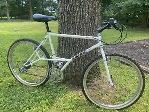 "NICE Vintage Nishiki Alien Mountain Bike Full SHIMANO XT - All Original - 19"""