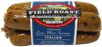 Field Roast Vegetarian Italian Sausage 13 Oz (4 Pack)