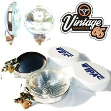 Vw Type 3 Varient Ghia Polo Golf Derby Classic Wipac Chrome Fog Lamps