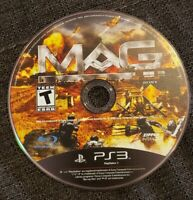 MAG Greatest Hits Video Game for Sony Playstation 3 PS3 DISC Only