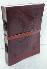 Leather Journal Handmade Vintage Diary Blank Notebook Book Notebook Lot of 5