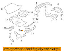 NISSAN OEM Interior-Rear-Hook 849376P100