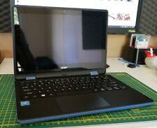 "Acer Aspire R3-131T 11.6"" (500gb, Intel Pentium N3710, 1.6ghz, 4gb) Notebook"