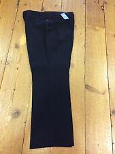Cab Co. King Sze Bootcut Trousers/Black - 42/30