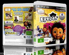 (PS3) EyePet (Eye) (G) (Virtual Pet) Guaranteed, 100% Tested, Australian