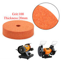 "1Pc 3"" Ceramic Grinding Wheel Abrasive Metal Stone Rotary Tool For Grinder 100#"