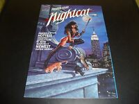 Nightcat Vol 1 #1 Premier Issue Marvel Comic Book Graphic Novel TPB 1991 NM