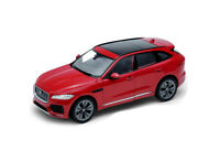 Jaguar F-Pace (2016) in Red (1:24 scale by Welly 24070R)