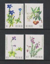 Ireland - 1978, Wild Flowers set - MNH - SG 421/4