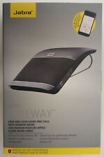 OEM Jabra FREEWAY Bluetooth Universal Speakerphone Speaker Car Kit W/FM Transmit