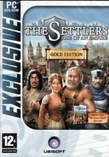 The SETTLERS VI: Rise of an Empire GOLD (PC Game) manage people, build an empire