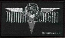 Dimmu Borgir Death Cult Logo  Patch/Aufnäher 601748 #