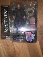 Morpheus- The Matrix Reloaded Series Two Action Figure In Chair McFarlane Toys