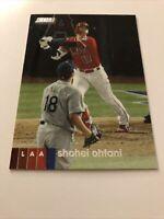 2020 Topps Stadium Club SHOHEI OHTANI Base Card #145 Angels