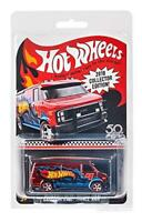 Hot Wheels 2018 Collectors Edition Custom GMC Panel Van 1:64 Diecast - LAST FEW