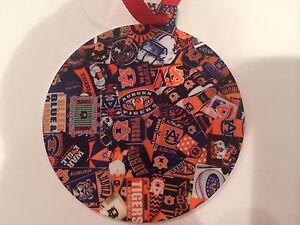 Auburn Tigers Ornament