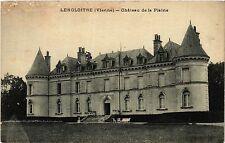 CPA Lengloitre - Chateau de la Pisine (365567)