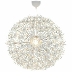 White Modern Ceiling Light Dandelion Pendant Lamp Contemporary Scandinavia Gift