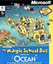 THE MAGIC SCHOOL BUS EXPLORES THE OCEAN +1Clk Windows 10 8 7 Vista XP Install