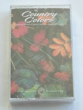 Country Colors - Cassette Album - New Sealed