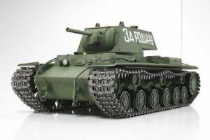 Tamiya 56028 1/16 RC Russian Heavy Tank KV-1 - Full Option Kit w/ESC