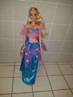 """Poupée mannequin Mattel Barbie """" Modèle Barbie Princesse Odette Boxdate 2008"""