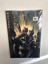 Batman Hush 15th Anniversary Deluxe Edition HC (2017) Jeph Loeb | Jim Lee