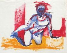 Mary Cane Robinson Modernist Figure Study (IX)