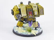 Cybot - Dreadnought der Imperial Fists - gut bemalt -