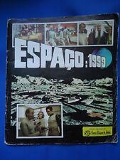 SPACE 1999 STICKER BOOK ALBUM PORTUGAL COMPLETE
