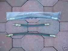 BRAKE HOSE SET OF THREE FOR THE MGB