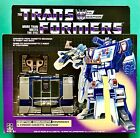 Transformers Soundwave G1 Walmart Reissue Rumble Frenzy Ravage Laserbeak Hasbro