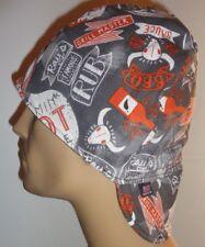 Grill Master 100% cotton, Welder, Biker, Pipe-fitter,4 panel hat