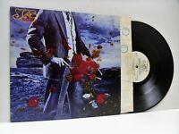 YES tormato LP EX-/VG+, SD 19202, vinyl, album, with lyric inner sleeve, prog,