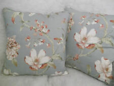 "Floral Square Decorative Cushions & Pillows 18x18"" Size"