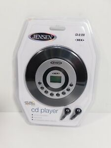 Jensen CD-60B CD Player Brand New SEALED