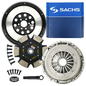 SACHS-MAX STAGE 3 RACE CLUTCH /& FLYWHEEL KIT for 1998-03 AUDI A3 1.8L TURBO 1.8T