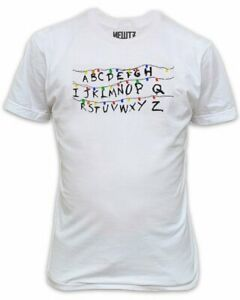 Stranger Things Christmas Lights T-Shirt