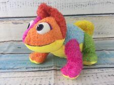 Kohls Cares Leo Lionni Plush Rainbow Chameleon Lizard Stuffed Animal Colorful