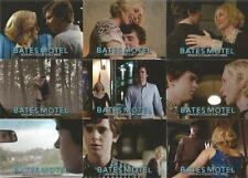 Bates Motel Season 2 Full 9 Card Norma & Norman Chase Card Set