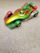 CARS Disney Pixar RIP Clutchgoneski metallic gold 1:43 scale LOOSE
