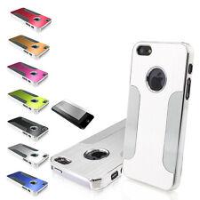 iPhone 4 / 4S Case Schutz-Hülle Tasche Cover Schale Aluminium Alu Neu