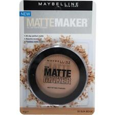 Maybelline Matte Maker Powder 50 Sun Beige 16g 100% Brand New