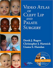 Video Atlas of Cleft Lip and Palate Surgery, Very Good,  Book