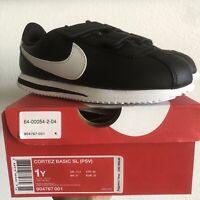 Nike Cortez Basic SL PSV PS Kids Sz 1Y FAST SHIPPING