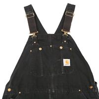 Carhartt Chore Dungarees | 42W 30L | Vintage Coveralls Overalls Work Wear Denim